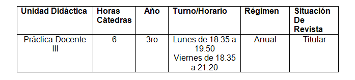 Convocatoria Julio2